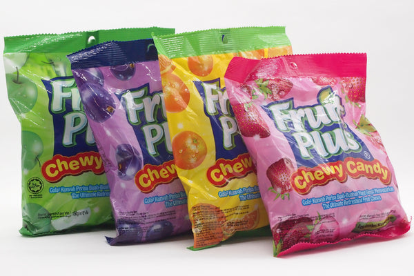 Fruit Plus Chewy Candy (150g)