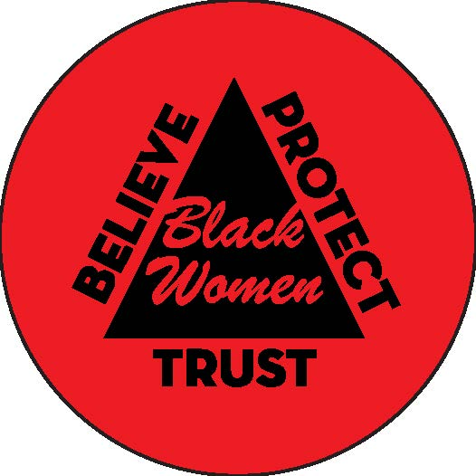 Believe-Protect-Trust Black Women Button