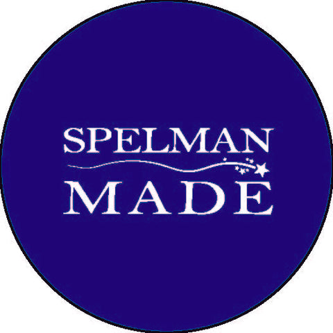 Spelman Made Button