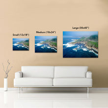 "Wanderlust ""Big Sur"" Canvas"