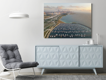 "Chicago ""35th and Lakeshore"" Canvas"
