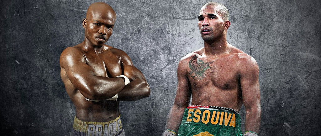 Timothy Bradley and Esquiva Falcao Join #TEAMEVERLAST
