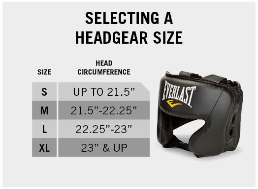 Selecting a Headgear Size