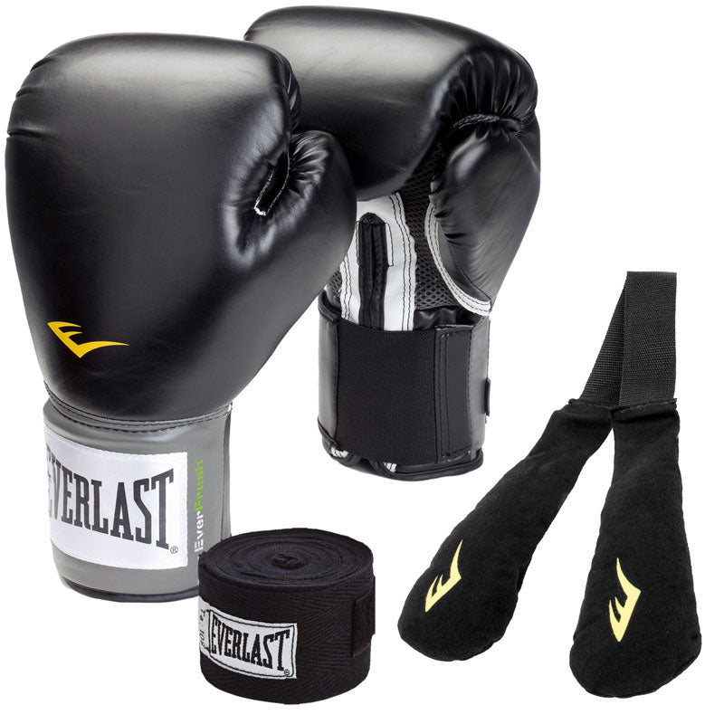 everlast boxing beginner bundle