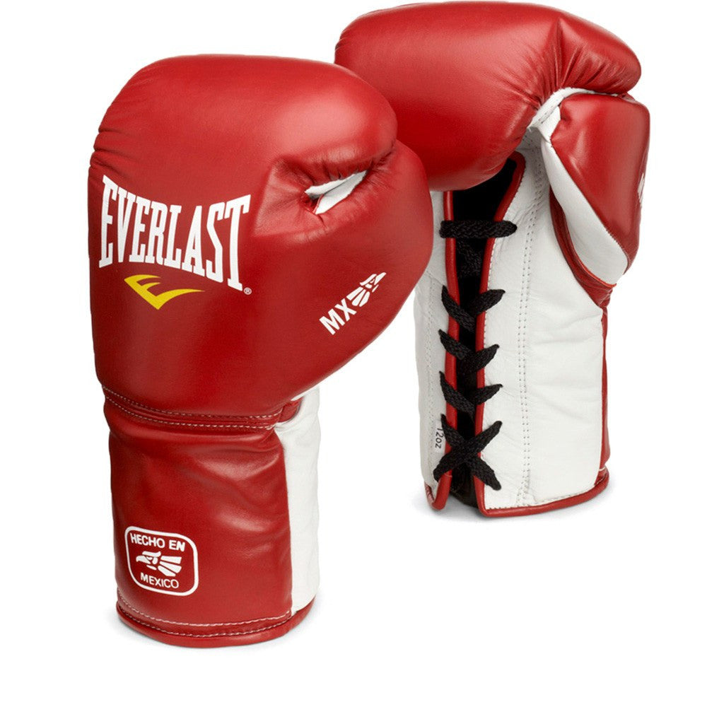 Everlast MX Laced Training Gloves 16oz by Everlast Canada
