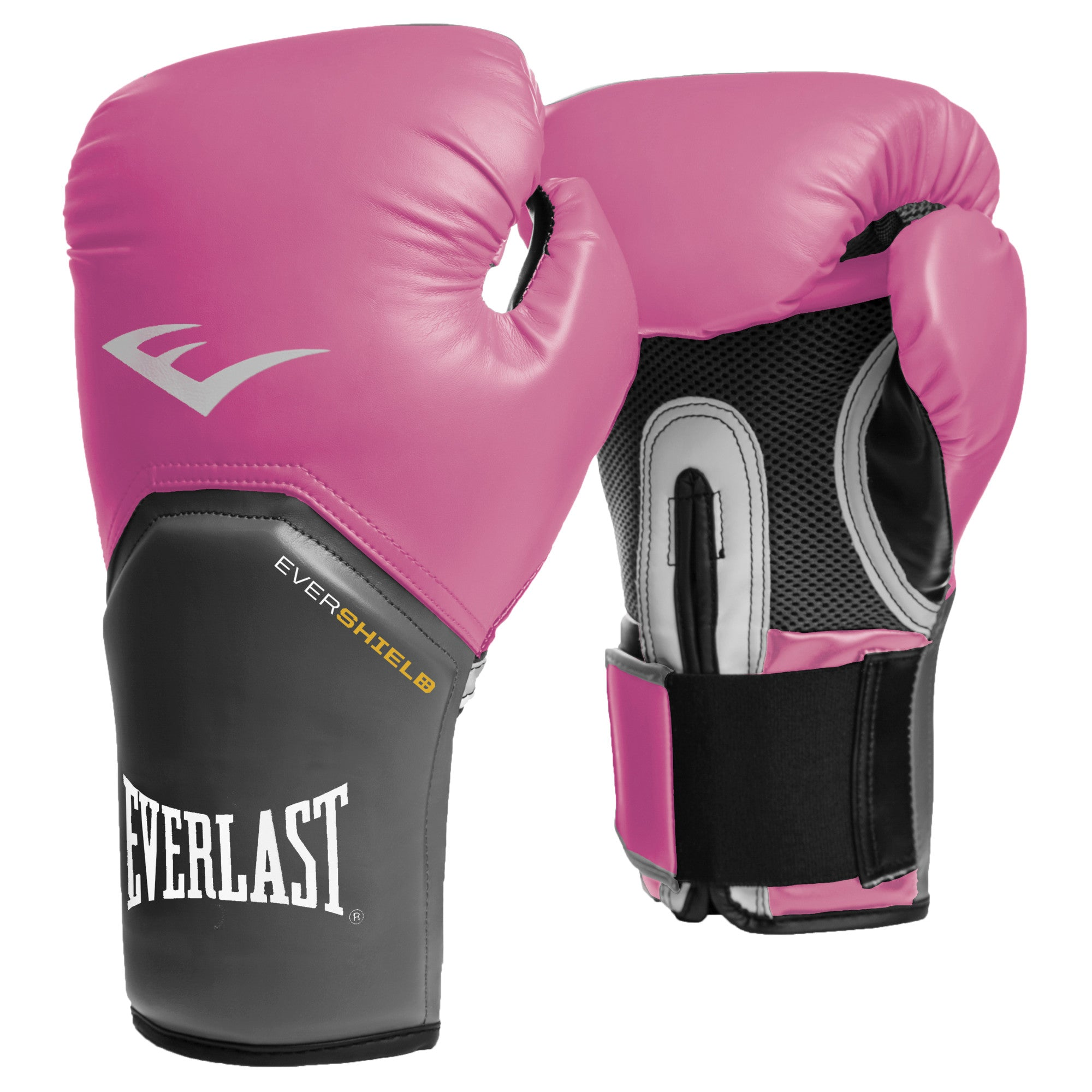 Everlast Pro Style Elite Training Gloves Pink