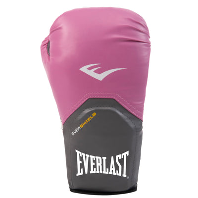 Everlast Pro Style Elite Training Gloves Pink/Purple by Everlast Canada