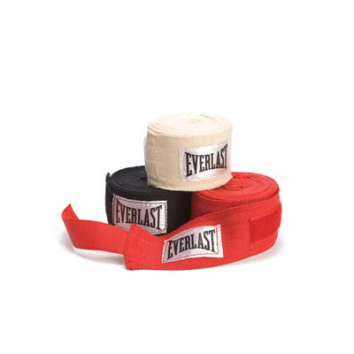 "Everlast Hand Wraps 120"" 3-Pack"