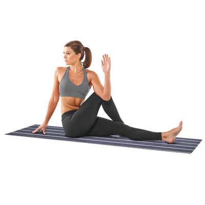 Everlast 6MM PVC Printed Yoga Mat by Everlast Canada