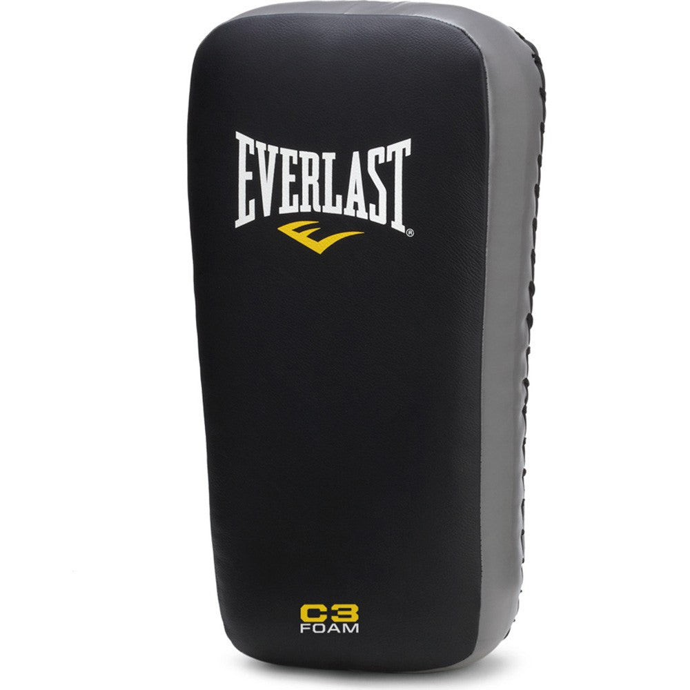 Everlast C3 Pro Leather Muay Thai Pads by Everlast Canada