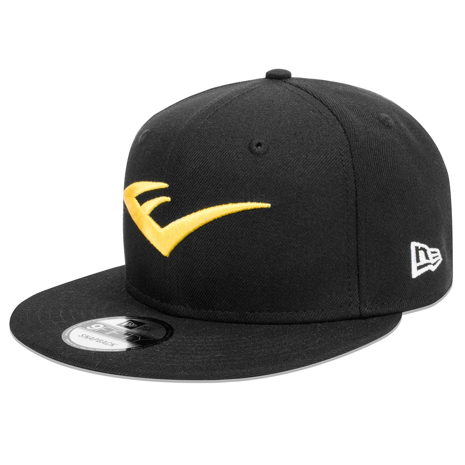 Everlast New Era 9FIFTY Black Snapback E Logo Cap by Everlast Canada