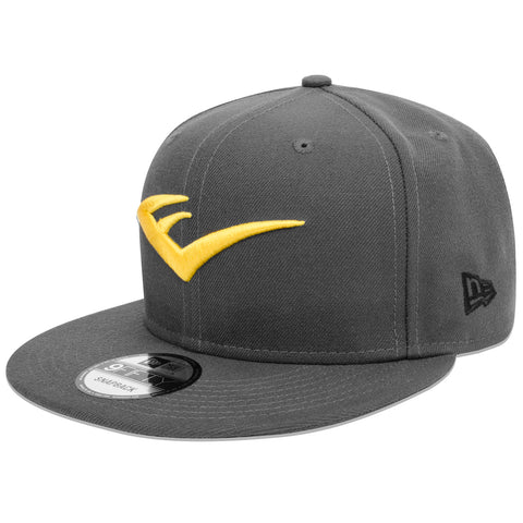 Everlast New Era 9FIFTY Graphite Snapback E Logo Cap by Everlast Canada