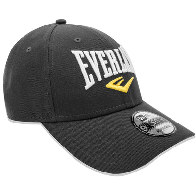 Everlast New Era 9FORTY Graphite Snapback Logo Cap by Everlast Canada