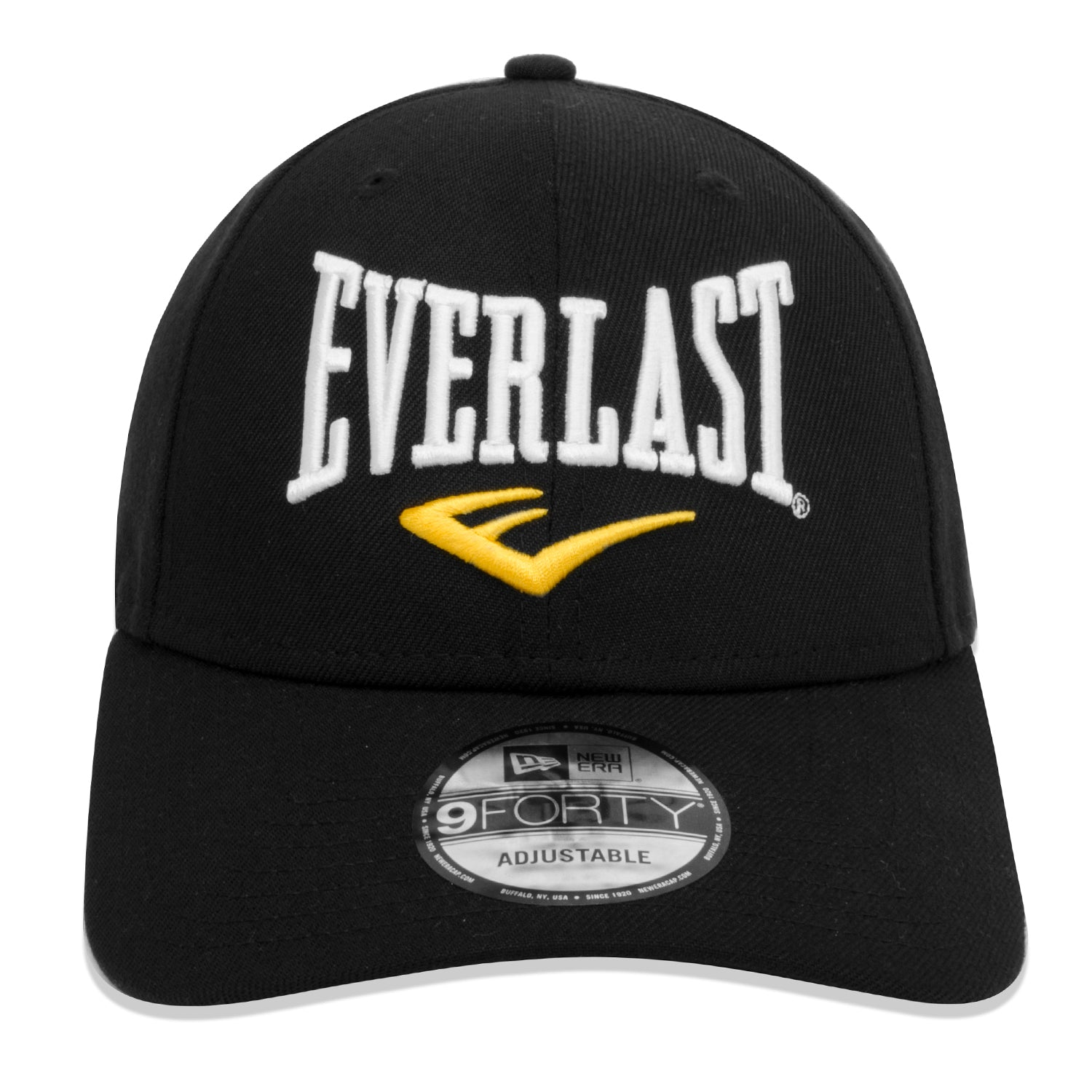 371f0cd49e214 ... coupon code everlast new era 9forty black snapback logo cap by everlast  canada 7090e 70650
