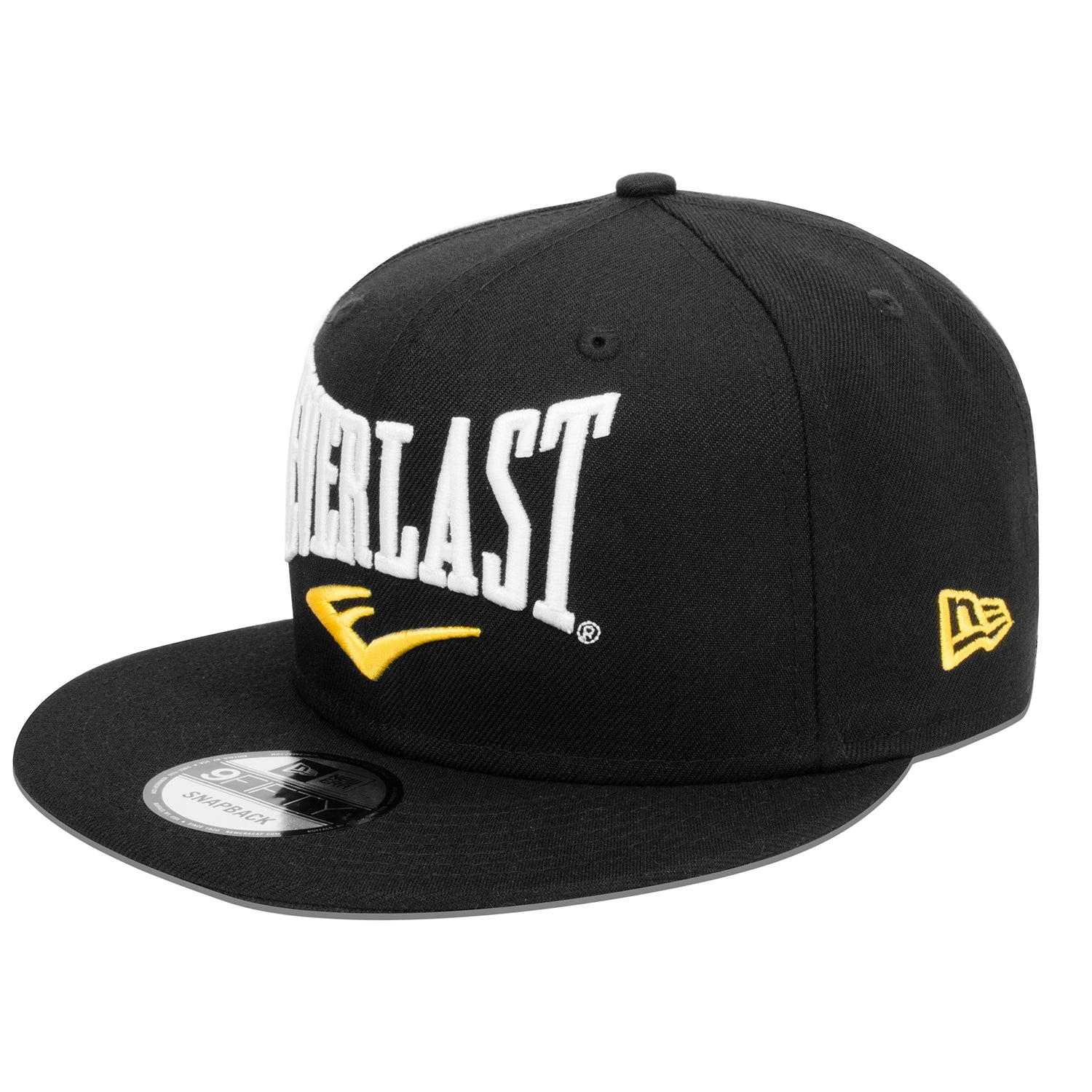 Everlast New Era 9FIFTY Black Snapback Logo Cap – Everlast Canada b08240702906
