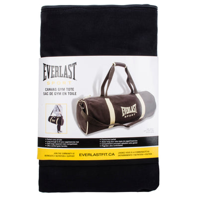 Everlast Canvas Gym Tote by Everlast Canada
