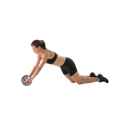 Everlast Duo Ab Exercise Wheel by Everlast Canada