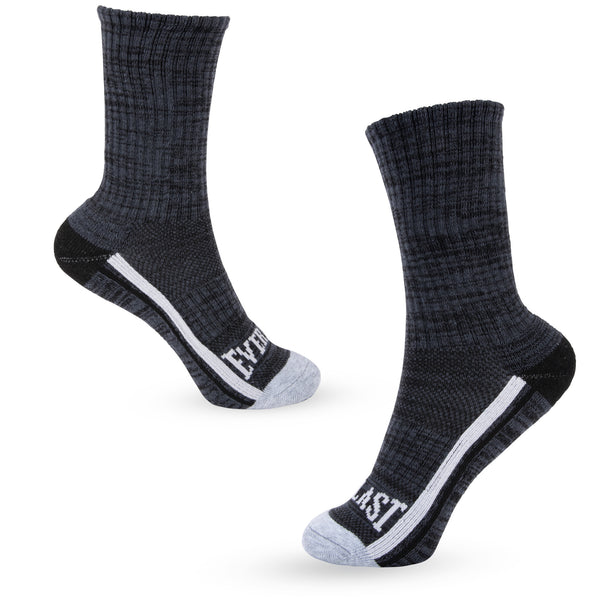 Everlast Boys Crew Sport Socks - 4 Pack