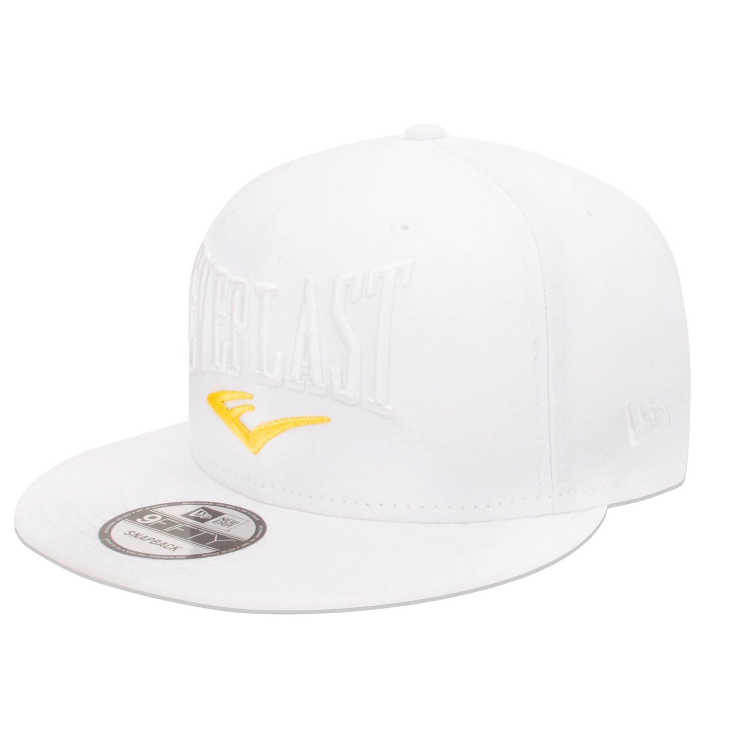 Everlast New Era 9FIFTY White Snapback Logo Cap – Everlast Canada 3859ac913711