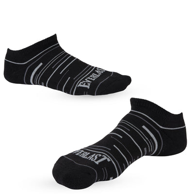 Everlast Ladies No Show Socks - 4 Pack by Everlast Canada