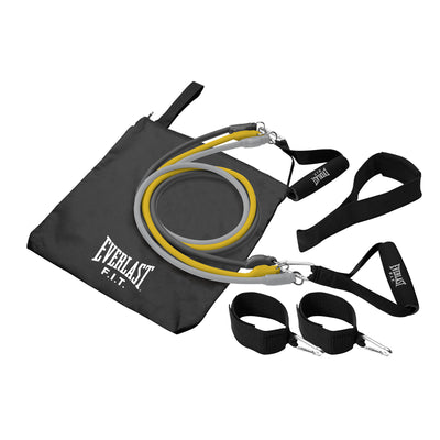 Everlast Resistance Fitness Tube Travel Kit by Everlast Canada