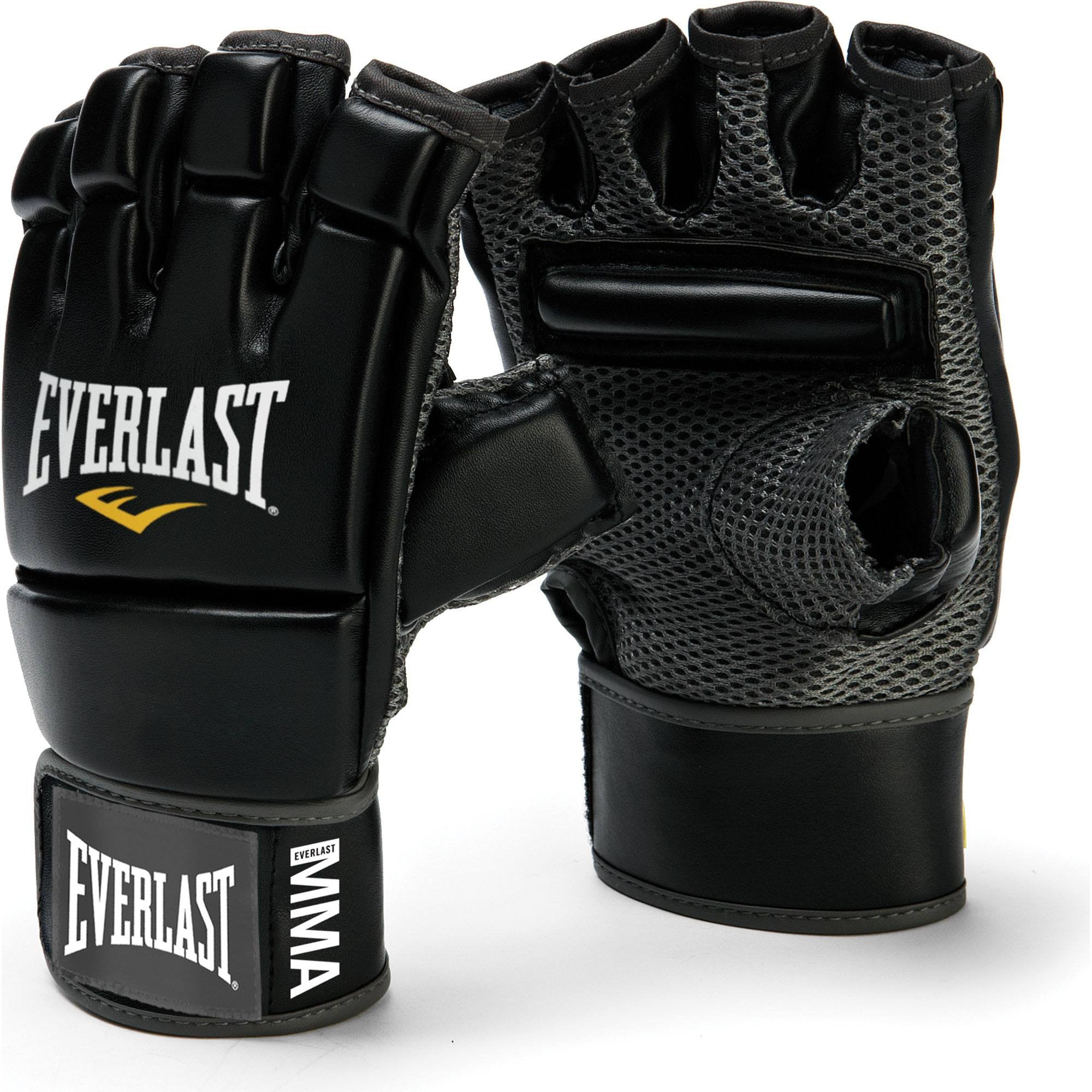 Everlast Fitness Gloves Mens: Everlast MMA Kickboxing Gloves