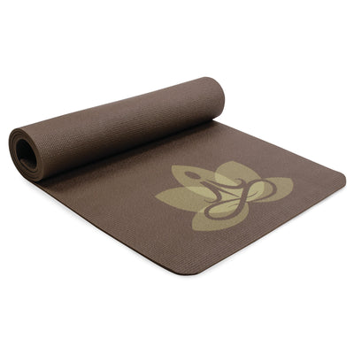 Everlast 6Mm Pvc Lotus Print Yoga Mat by Everlast Canada