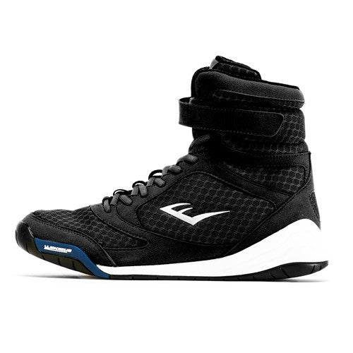 Everlast Elite Black High Top Boxing Shoe by Everlast Canada