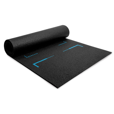 Everlast 6Mm Pvc Alignment Yoga Mat by Everlast Canada