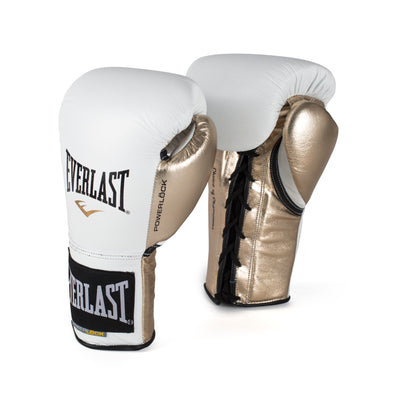 Everlast Powerlock Laced Training Gloves by Everlast Canada