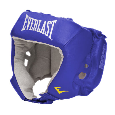 Everlast Amateur Open Face Head Gear by Everlast Canada