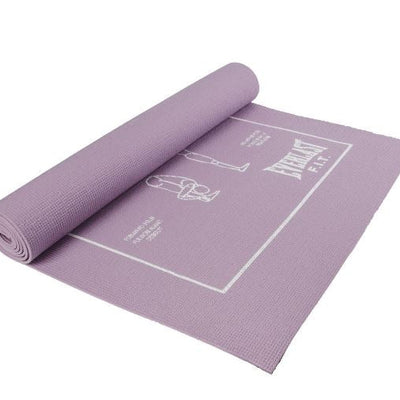 Everlast 3mm Oversize Yoga Poses Mat by Everlast Canada