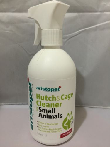 Aristopet Small Animal Hutch Cleaner Spray 500ml