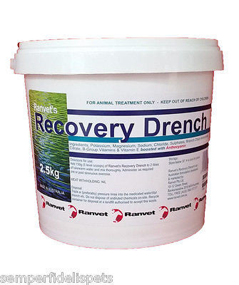 Ranvet Recovery Drench 2.5kg
