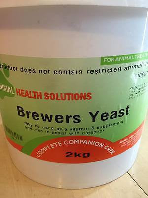 Brewer's Yeast for Horses 2KG