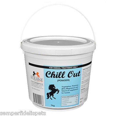 Equine Technology Chill Out Powder 1kg