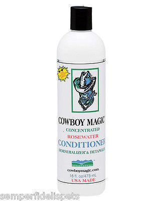 Cowboy Magic Demineralizer Conditioner – 473mL