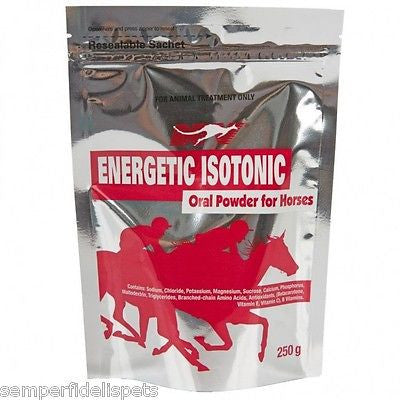 NV Energetic Isotonic Powder Pre-Race Drench 250g