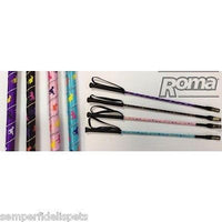Roma Pony Pattern Crop 65cm