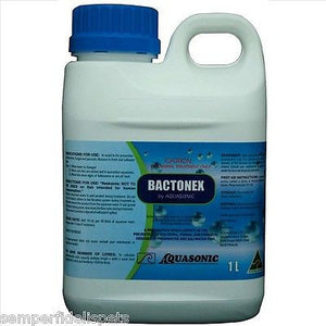 Aquasonic BACTONEX for Aquarium & Fish Tank 1litre