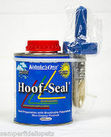 Kohnke's Own Hoof Seal with Brush for horses 500ml