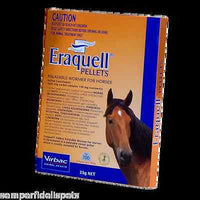 Virbac Eraquell Pellets 35g Palatable Wormer for Horses