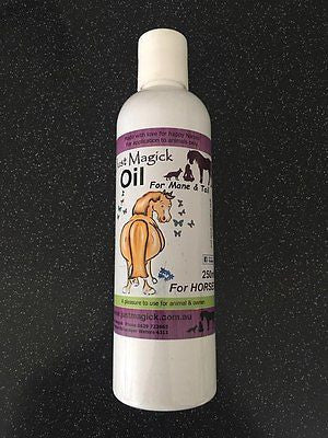 Just Magick (previously Itch Magick) Oil for Horses 250ml