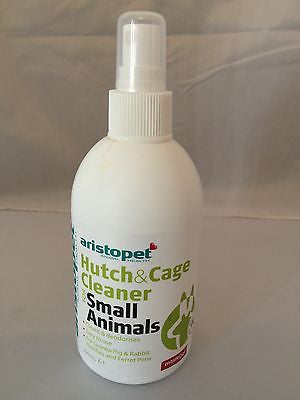 Aristopet Small Animal Hutch Cleaner Spray 125ml