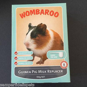 Wombaroo Guinea Pig Milk Replacer 190g