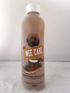 Wee Care Toilet Cleaner for Dogs 500ml