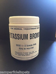 Advanced Potassium Bromide Supplements 1kg for horses