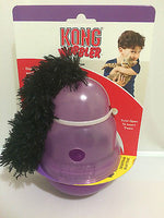 KONG Wobbler Treat Dispensing Cat Toy