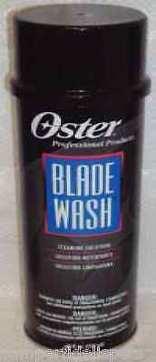 OSTER Hair Clipper Blade Wash