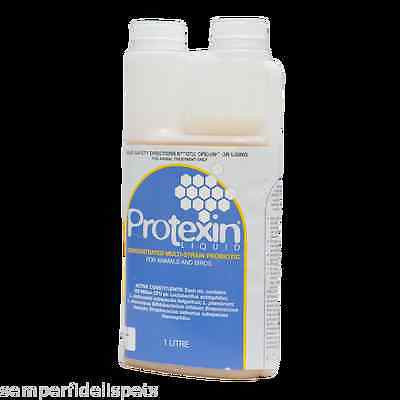 IAH International Animal Health Protexin Liquid 1L
